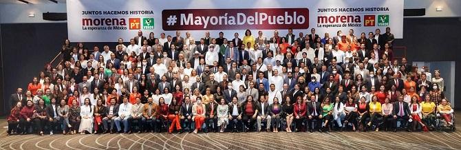 LA COALICIÓN JUNTOS HACEMOS HISTORIA ES LA MAYORÍA DEL PUEBLO: MARIO DELGADO