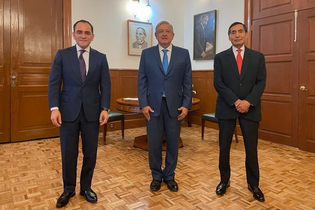 Arturo Herrera para el Banco de México: AMLO