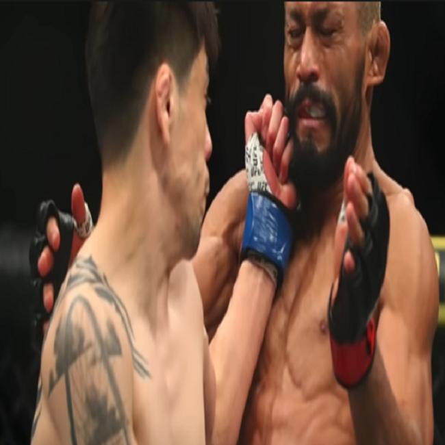 BRANDON MORENO, PRIMER MEXICANO CAMPEÓN EN UFC