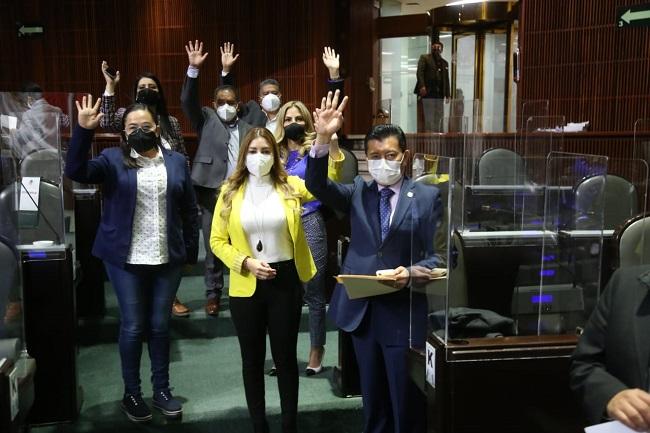 GPPRD expresa reconocimiento a Yndira Saldoval