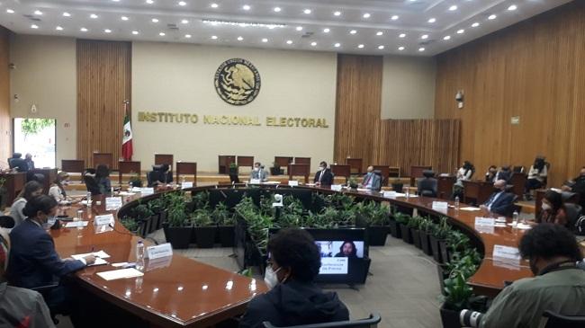 Estima INE recuento de 97 mil 126 paquetes electorales