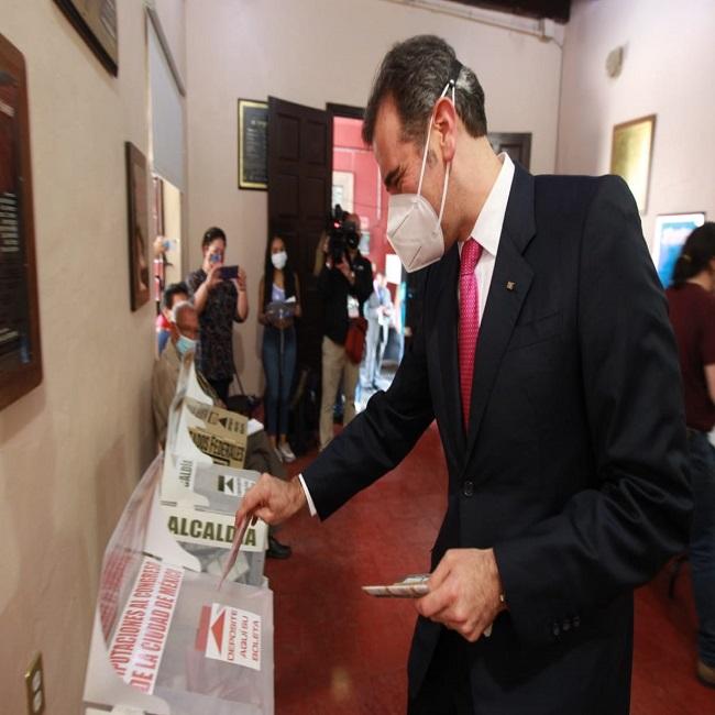Elecciones no estuvieron en riesgo por la pandemia: Lorenzo Córdova