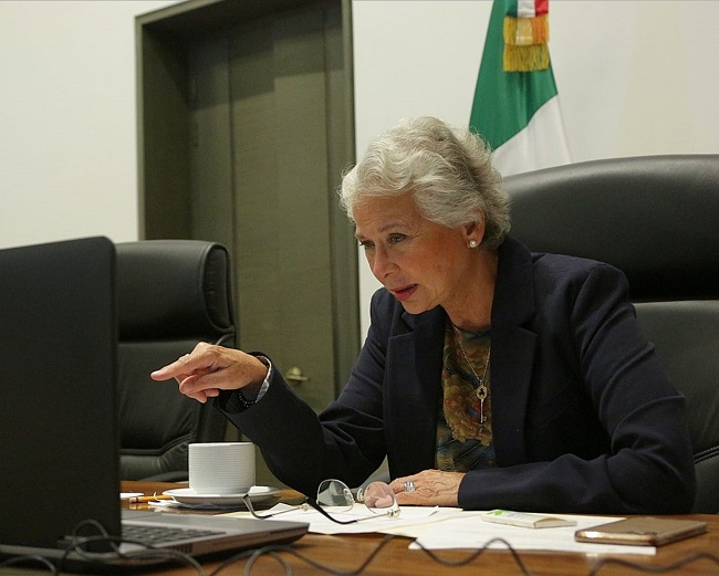 Realizar una transición ordenada y pacífica tras resultados de la pasada jornada electoral, pide SEGOB