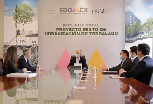 PROYECTO URBANÍSTICOEN NAUCALPAN PREVÉ GENERAR CERCA DE 20 MIL EMPLEOS EN EDOMÉX