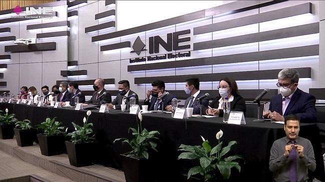 Presentan asociaciones conclusiones preliminares de la observación del Proceso Electoral 2020-2021