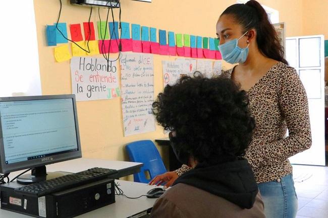 Realiza INEA Jornada Nacional de Aplicación de Exámenes correspondiente al mes de junio
