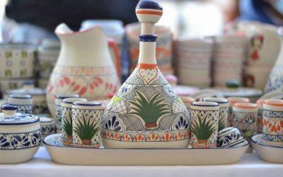 Participan más de 10 artesanos vendiendo de manera directa sus piezas artesanales, para festejar el Día del Padre
