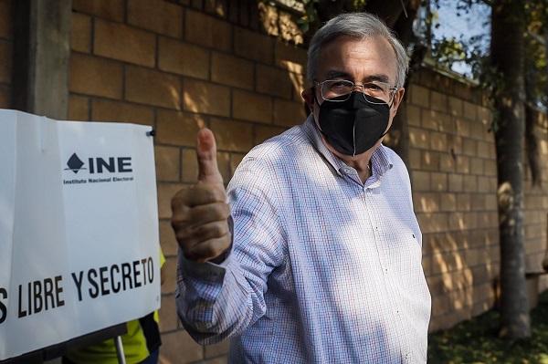 Rubén Rocha, el candidato a gobernador más votado por los mexicanos el 6 de junio