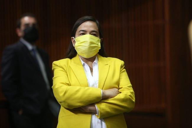 En esta legislatura ya no se aprobará ninguna reforma constitucional, confirma Verónica Juárez