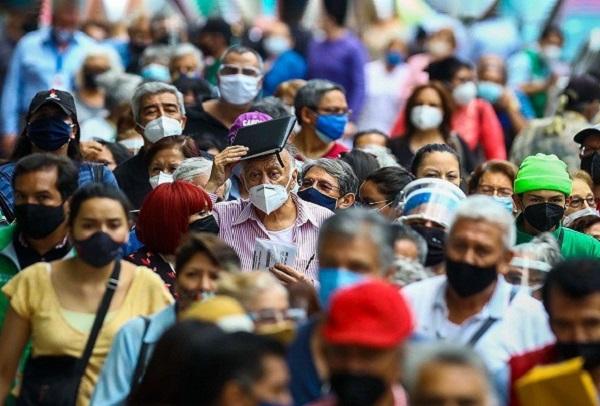 México registró 4 mil 161 nuevos casos de COVID
