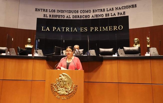 Plantea Sauri Riancho reformar la Ley Nacional de Extinción de Dominio