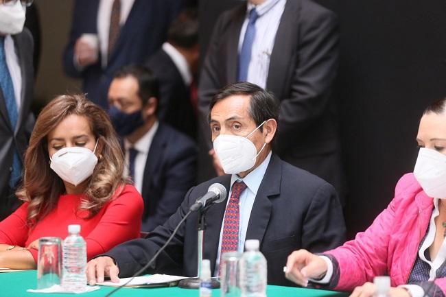 Diputados federales avalan a Rogelio Ramirez como nuevo titular de Hacienda