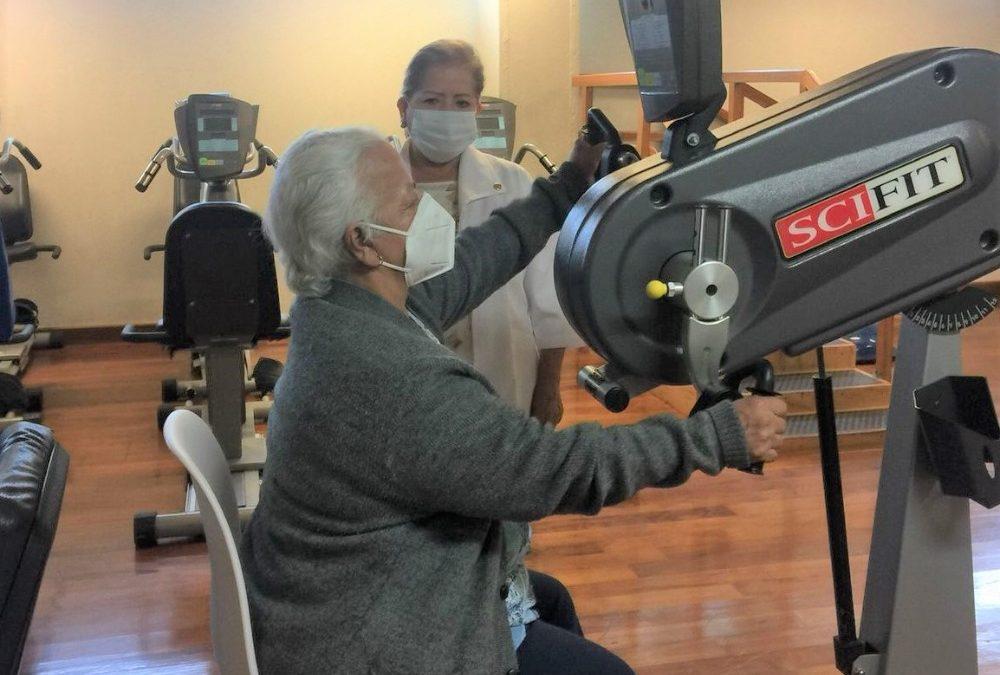 Dieta alta en carbohidratos acelera pérdida de masa muscular en adultos mayores: investigadora del IPN