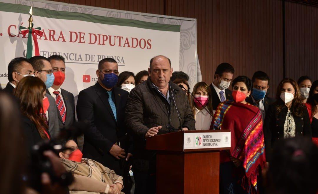 PRI RECLAMARÁ EL REGRESO DE LOS FONDOS METROPOLITANOS