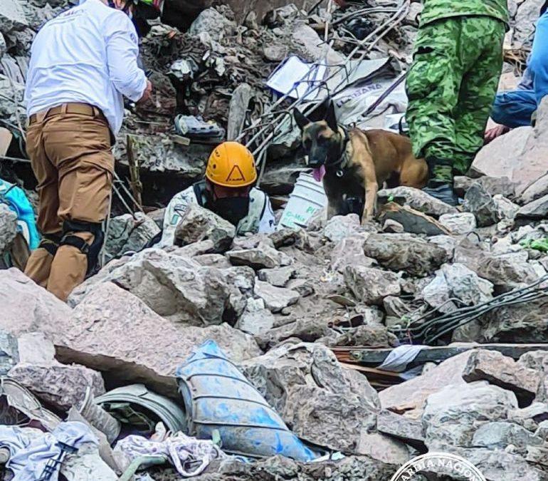 Tlalnepantla propuso destinar 10 millones de pesos a damnificados del Cerro del Chiquihuite