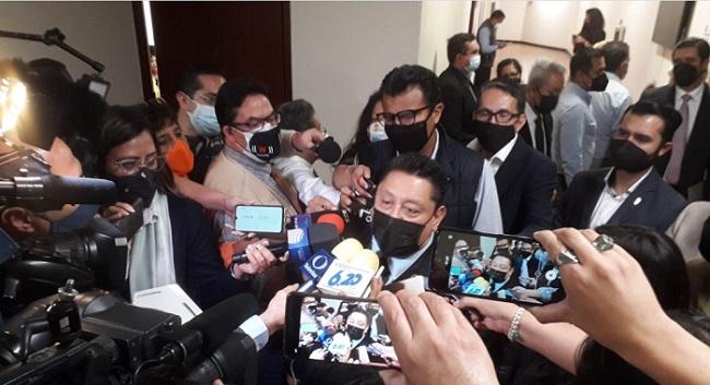 Desechan legisladores federales juicio de procedencia en contra del fiscal de Morelos, Uriel Carmona Gándara, él anuncia que acudirá a la SCJN para revertir esa decisión