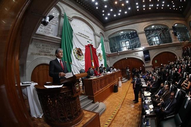 SON CONVIVENCIA DEMOCRÁTICA Y GOBERNABILIDAD, TAREA PRIMORDIAL PARA LA PAZ SOCIAL