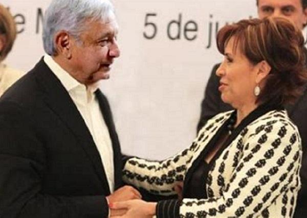 Estoy arrepentida de entregarle el poder a López: Rosario Robles