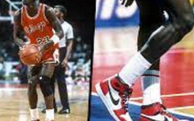 Tenis de Michael Jordan que utilizó en 1984 se subastan por 1.5 mdd