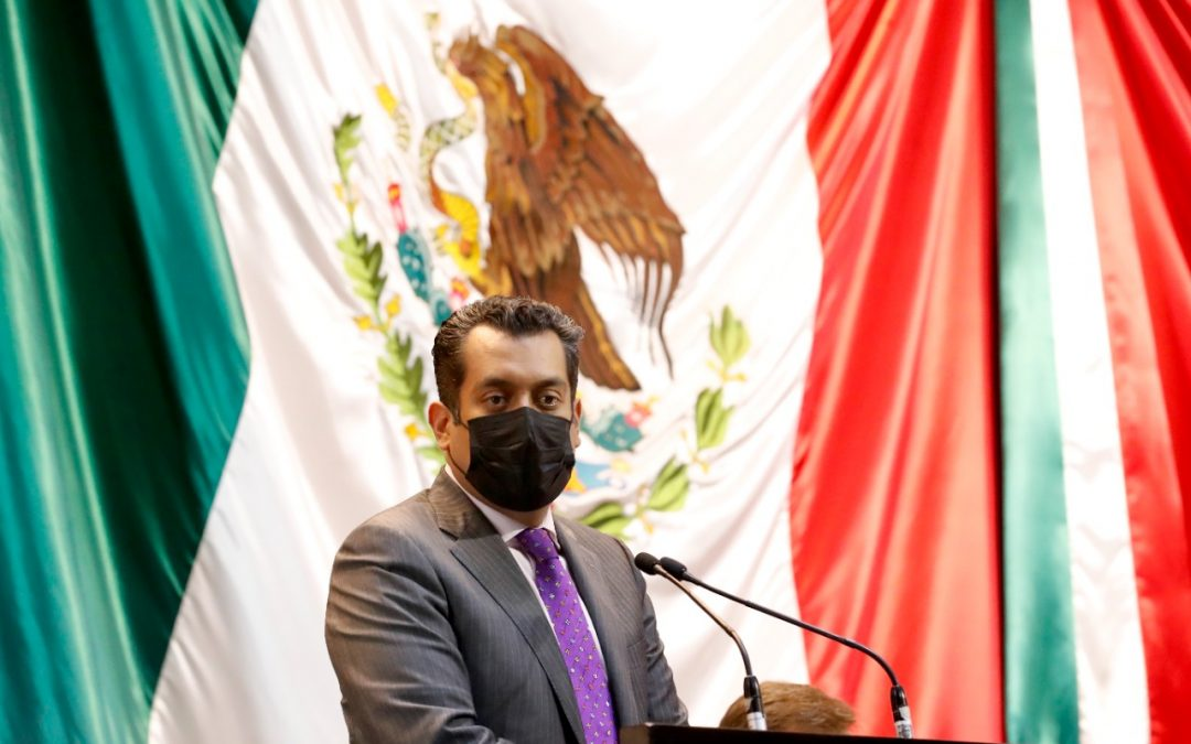 Comisión de Salud requiere una visión de Estado: diputado Sergio Gutiérrez Luna